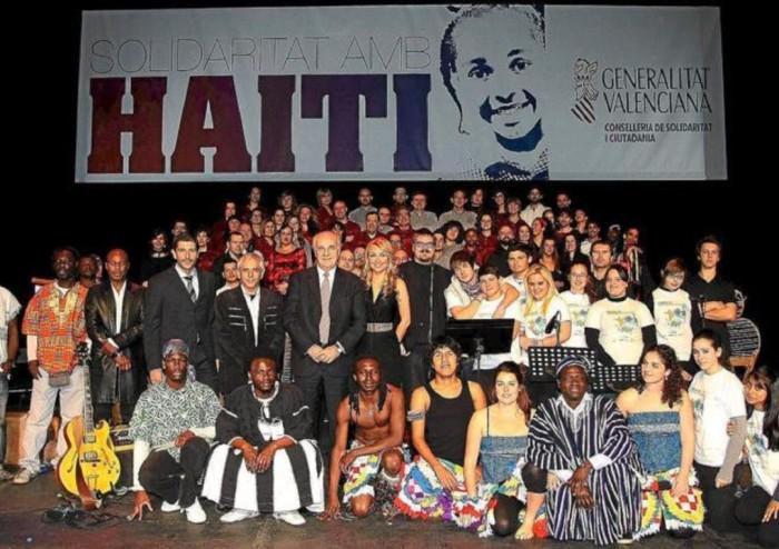 Siguel las declaraciones del caso Blasco; la propuesta del Hospital de Haití que era